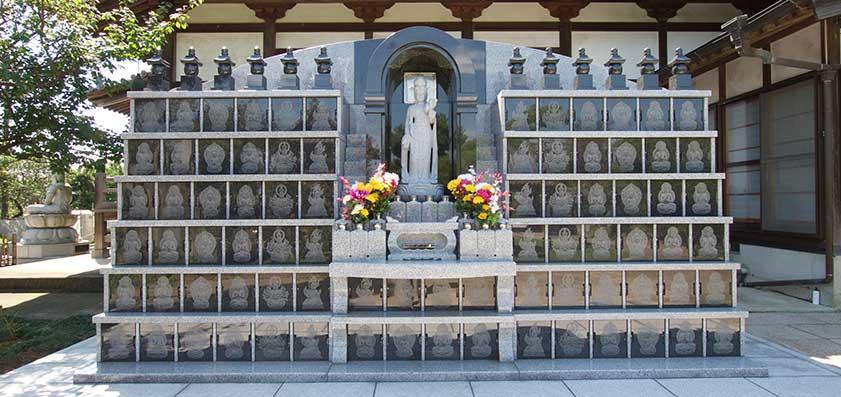 西浄寺 永代供養墓「やすらぎ」