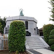 永代供養墓付個別墓「やすらぎ五輪塔」阿区