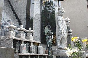 永代供養墓の形態について
