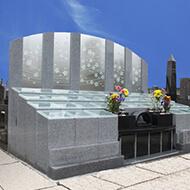 クリスタル永代供養墓「さくらの風」