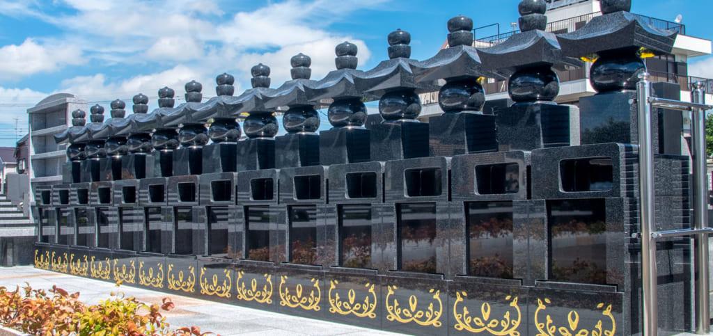 常光寺 永代供養付個別墓「冥福五輪塔」