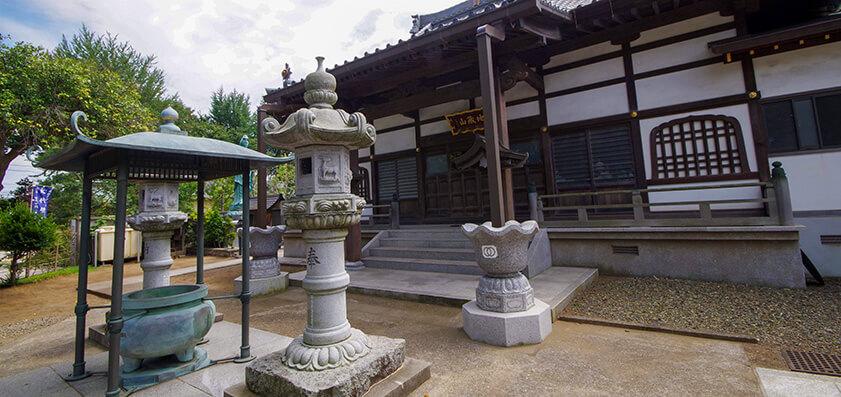 円光院(千葉県八千代市の永代供養墓・樹木葬)