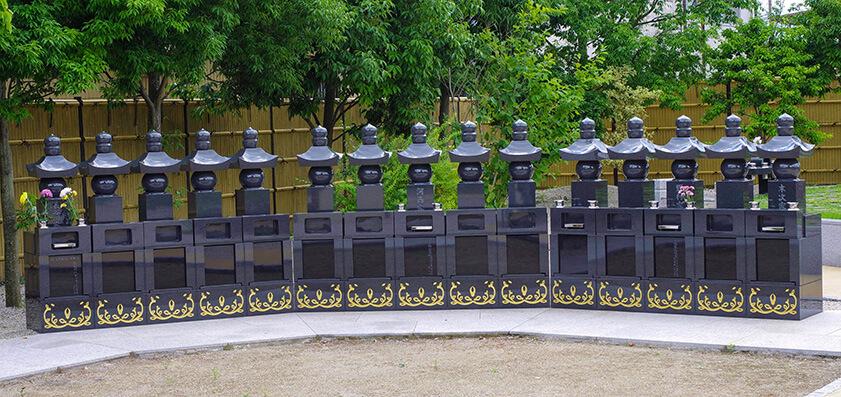 円光院 永代供養付個別墓「冥福五輪塔」