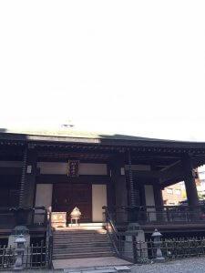 妙善寺 本堂