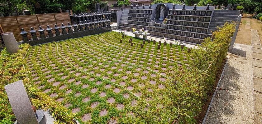大聖院 永代供養墓苑