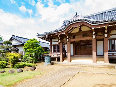 大聖院-千葉県