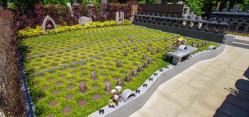 大聖院 自然葬(樹木葬)