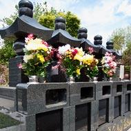 永代供養付個別墓「冥福五輪塔」