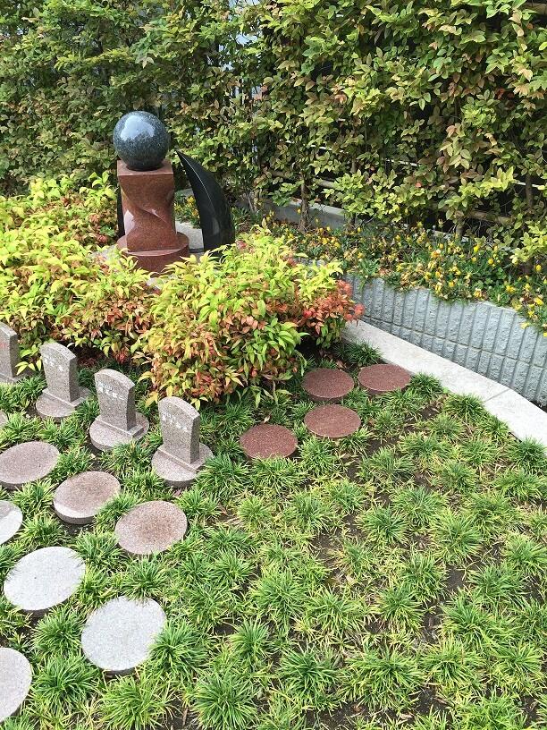 多聞院 樹木葬