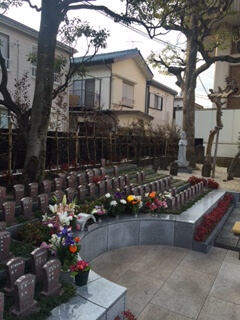 聖徳寺 樹木葬