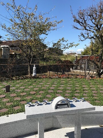 西浄寺永代供養付「自然葬」