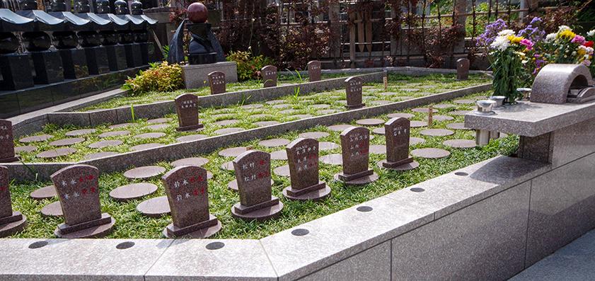 勧行寺 樹木葬