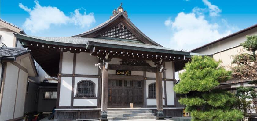 勧行寺(神奈川県鎌倉市の永代供養墓・樹木葬)