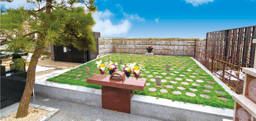 大信寺 樹木葬(自然葬墓地)