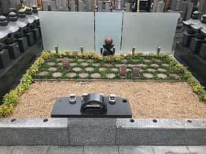満願寺 樹木葬