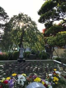 開栄寺 樹木葬