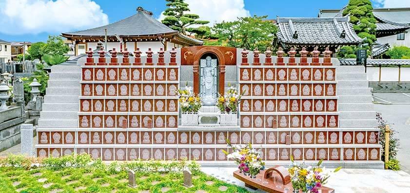 永代供養墓 平等寺 - 埼玉県