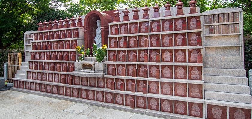 大蓮寺 永代供養墓