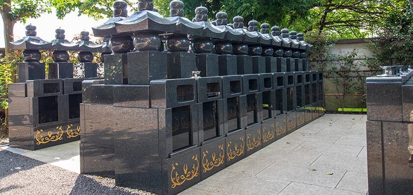 永代供養付個別墓「冥福五輪塔」 大蓮寺
