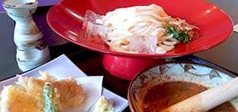 水と緑に囲まれた川島町。郷土料理がおすすめ!