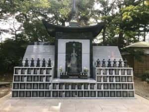高蔵寺 永代供養墓