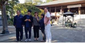 高蔵寺 撮影
