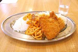 戦後から70年以上愛される街の洋食屋さん「米国風洋食 センターグリル」