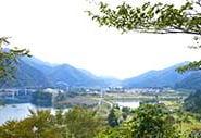 清々しい緑に囲まれた宮ヶ瀬湖湖畔をゆっくり堪能!