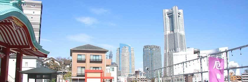 歴史を刻んできた野毛山からぶらり散歩する横浜の街