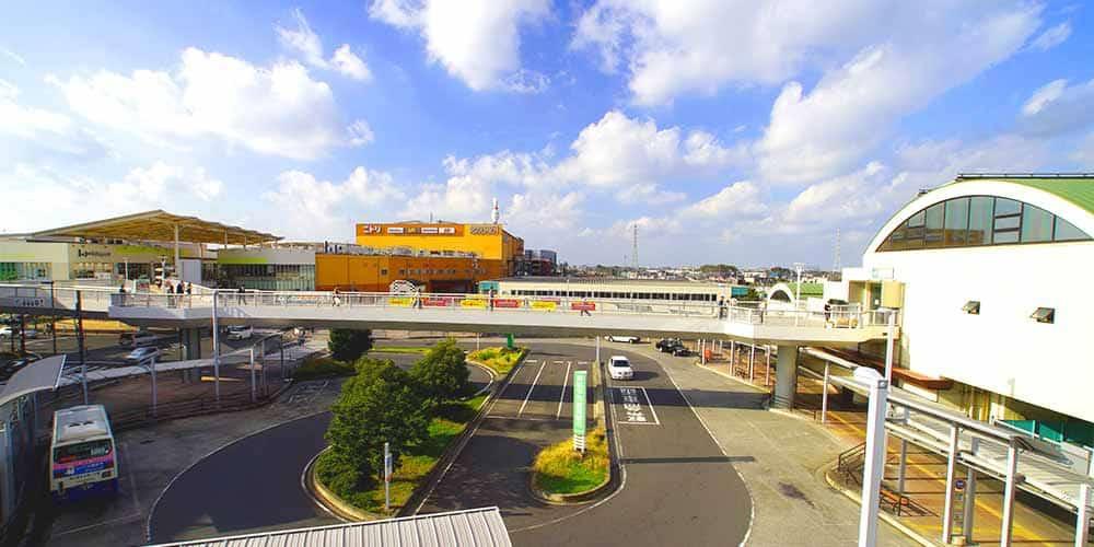 巨大ショッピングセンター「新三郷ららシティ」でお買い物を楽しもう!