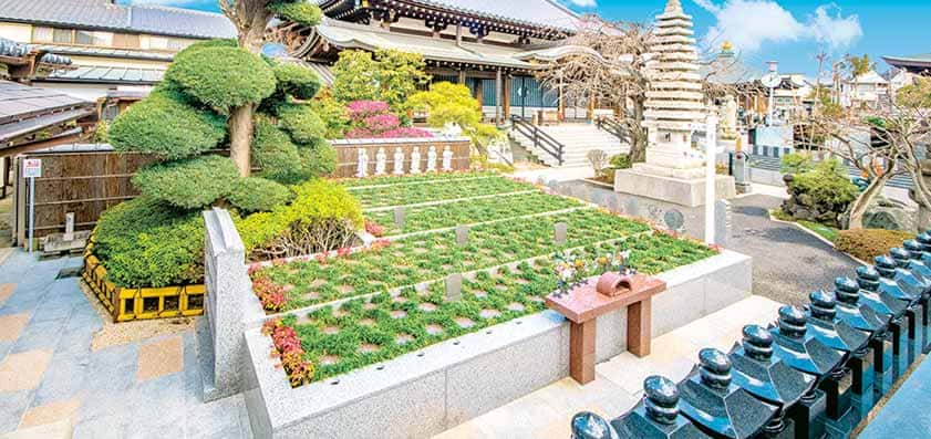 樹木葬|圓福寺 - 埼玉県