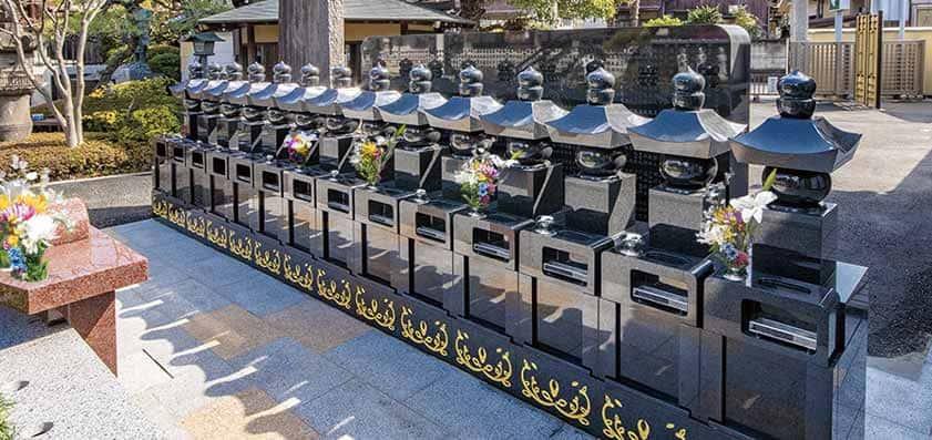 永代供養付個別墓「冥福五輪塔」|圓福寺 - 埼玉県