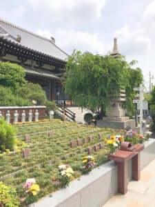 樹木葬|さいたま市中央区 圓福寺