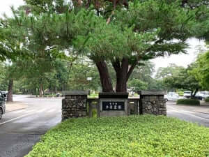 多磨霊園|東京都府中市
