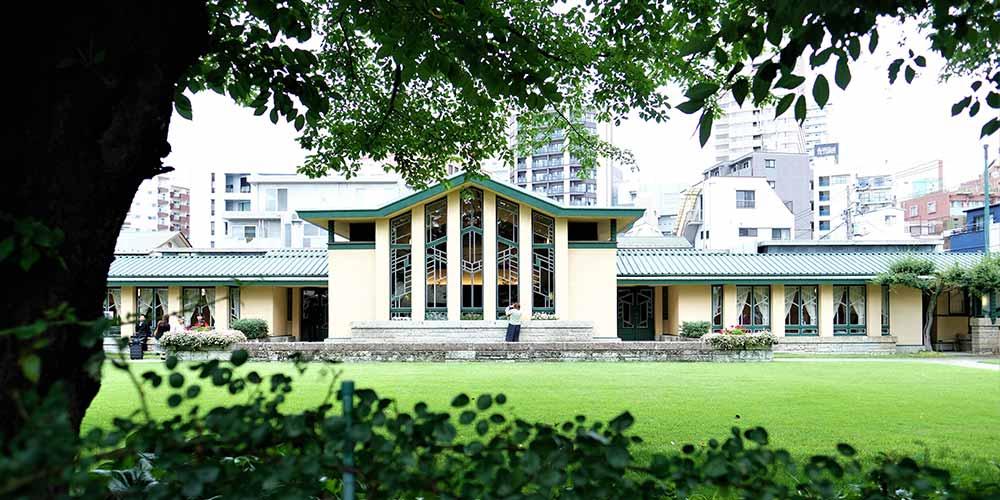 近代建築の巨匠フランク・ロイド・ライトが設計した「自由学園 明日館」