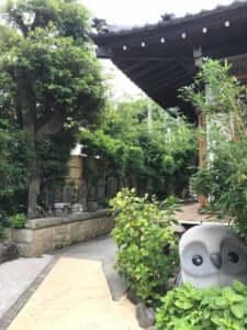 安樂寺供養塔群8基|安樂寺 東京都品川区