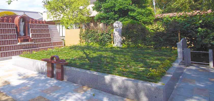 樹木葬 放光寺 - 埼玉県
