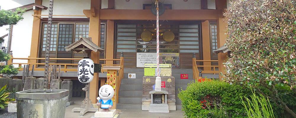 千葉県市川市「本光寺」周辺のおすすめスポット