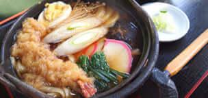 鍋焼きうどん つかさ 加須本店