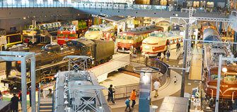 子供時代に思いを馳せる…さいたま市「鉄道博物館」に出発進行!