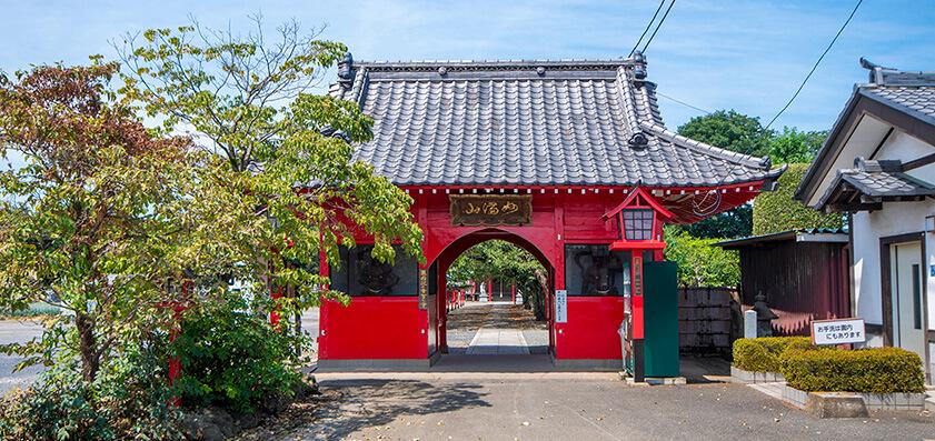 大慶寺 仁王門