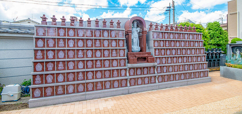 赤羽浄苑 正光寺 永代供養付個別墓「やすらぎ五輪塔」