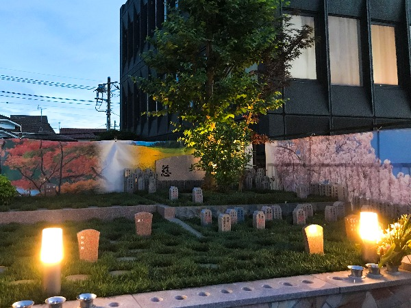 本光寺 樹木葬