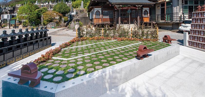 観音寺 樹木葬