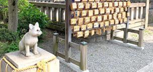 猫返し神社|東京都立川市