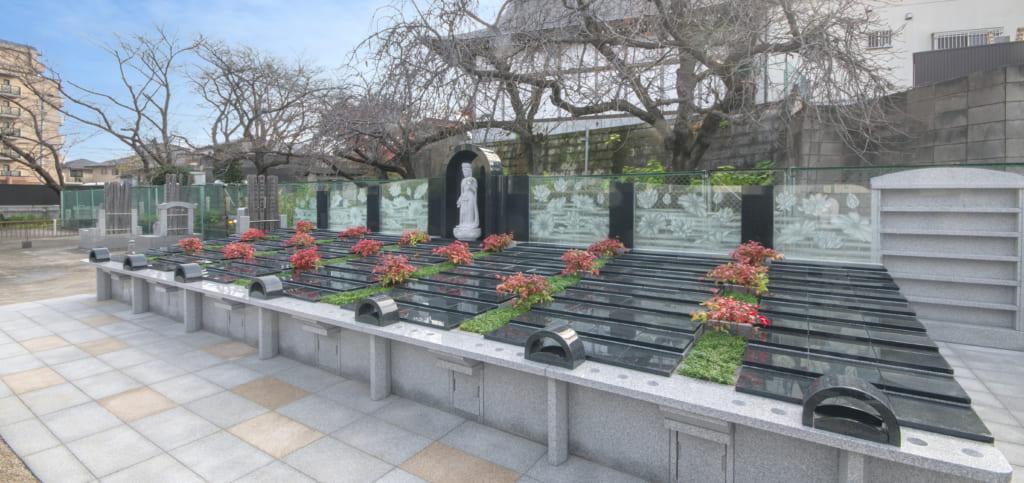 妙正寺 樹木葬
