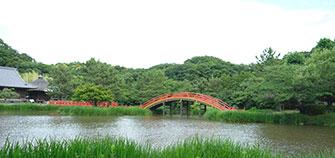 「県立金沢文庫」で激動の鎌倉史を学び、いざ散策へ