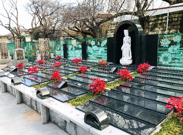 妙正寺 永代供養墓