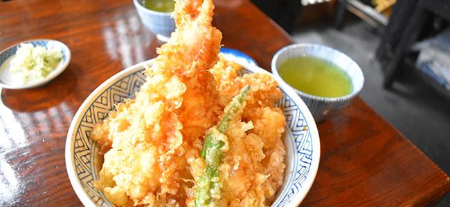 吉原遊郭を訪れるお客さんも足しげく通った天ぷら屋「土手の伊勢屋」