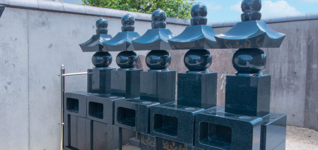 妙楽院 永代供養付個別墓「冥福五輪塔」